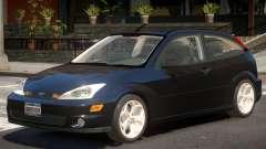 Ford Focus Y3 para GTA 4