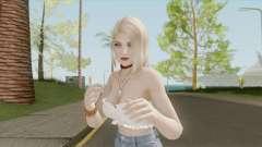 Helena Douglas Casual V2 para GTA San Andreas