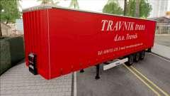 Travnik Trans Trailer