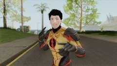 Reverse Flash (CW) V1 para GTA San Andreas