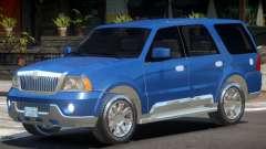 Lincoln Navigator Y4 para GTA 4