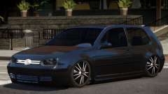 Volkswagen Golf 4 Tuned