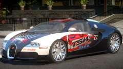Bugatti Veyron S V1.1 PJ1 para GTA 4