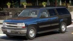 Chevrolet Suburban FBI