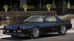 Chevrolet Camaro SR para GTA 4