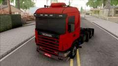 Scania 124G R400 Serie Horizontes