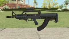Bullpup Rifle (Two Upgrades V6) Old Gen GTA V