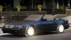 Mercedes SL500 V1.0 para GTA 4