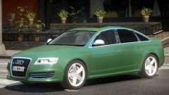 Audi RS6 M7 V1.1 para GTA 4