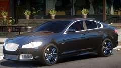 Jaguar XFR V1.3 para GTA 4