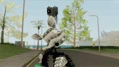 Phantom Mangle (FNAF) para GTA San Andreas