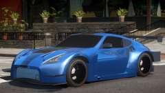 Nissan 370Z Custom para GTA 4