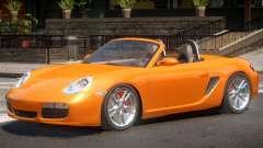 Porsche Boxster S7 para GTA 4