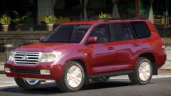 Toyota Land Cruiser 200 V1.1 para GTA 4