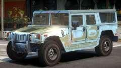 Hummer H1 V1