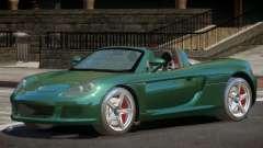 Porsche Carrera V1.1 para GTA 4