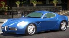 Alfa Romeo 8C GT
