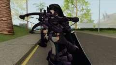 Huntress: The Zealous Crusader V2 para GTA San Andreas