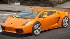 Lamborghini Gallardo ST para GTA 4