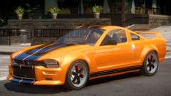 Ford Mustang Ultimate