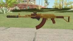 Assault Rifle GTA V (Complete Upgrade V2)