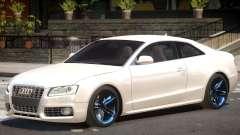 Audi S5 Upd para GTA 4