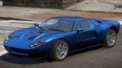 Ford GT V1.0 para GTA 4