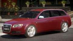 Audi S4 Avant V1.0 para GTA 4