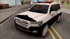Toyota Land Cruiser 200 2016 Patrol Car SA Style