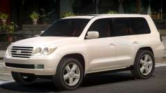 Toyota Land Cruiser 200 V1.0 para GTA 4