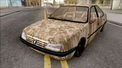 Peugeot 405 Army