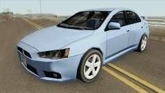 Mitsubishi Galant Fortis (SA Style) 2008 para GTA San Andreas