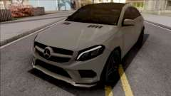 Mercedes-Benz GLE 350 Coupe Lowpoly