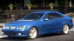 Mercedes CLK 63 Y5 para GTA 4