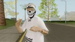 Random Skin V1 (Off-White) para GTA San Andreas