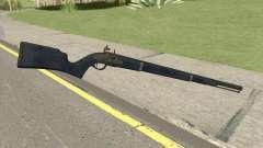 Edinburgh Musket (LSPD) GTA V para GTA San Andreas