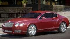 Bentley Continental T para GTA 4