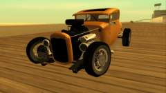 1928 Ford Modelo De Un Hot Rod