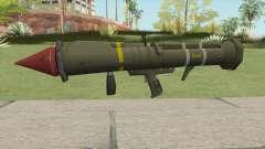Guided Missile Launcher (Fortnite) para GTA San Andreas