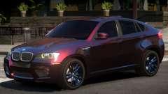 BMW X6M Y10 para GTA 4
