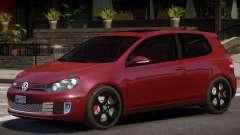 Volkswagen Golf GTI Mk6 V1 para GTA 4
