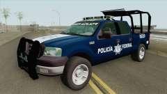 Ford F-150 2008 (Policia Federal)