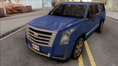 Cadillac Escalade 2016 Lowpoly v2.0