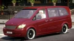 Mercedes Vito V1 para GTA 4