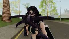 Huntress: The Zealous Crusader V1 para GTA San Andreas