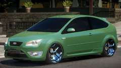 Ford Focus Stock para GTA 4