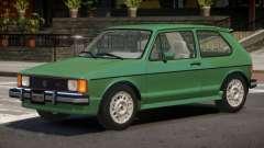 1986 Volkswagen Rabbit para GTA 4