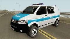 Volkswagen Transporter T6 (Policja KSP) para GTA San Andreas