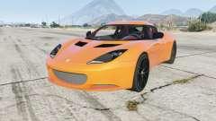 Lotus Evora 2009 para GTA 5