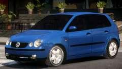 Volkswagen Polo Y5 para GTA 4